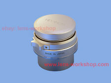 Konica Hexanon 50/2.4 Lens in Leica L39 Screw Mount