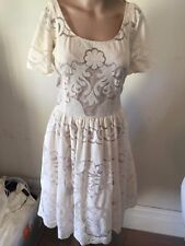 SZ 12 TRACY REESE LACE DRESS   *BUY FIVE OR MORE ITEMS GET FREE POST