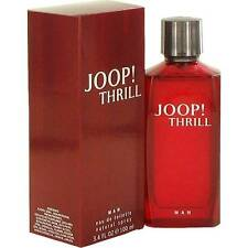 Joop Thrill Man 100ml/ 3.4oz Men's EDT Spray Genuine Perfume Discontinued Rare