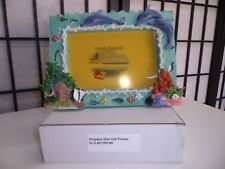 NEW  Dolphin Hut 4x6 Picture Frame  SCI-H1550-00