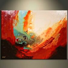 Large Abstract Modern Fine Art Giclee PAINTING Austin 317GSEC Gallery Fine Art