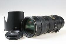 NIKON AF-S 70-200mm f/2,8 G ED VR - SNr: 461059