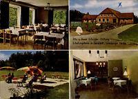 GARSTEDT Salzhausen Lüneburger Heide color AK 1974 Heim O.A. Schröder Stiftung