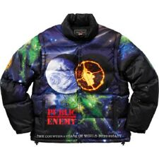 Supreme Undercover Public Enemy Mulit-Color Puffy Jacket Sz L Confirmed Order