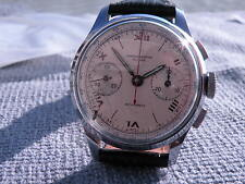 CHRONOGRAPHE SUISSE STAINLESS CHRONOGRAPH RECENTLY SERVICED RUNS BEAUTIFULLY