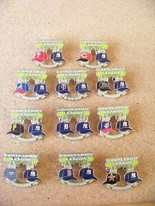 11- 2007 NY New York Yankees Spring Training Grapefruit League pins pin