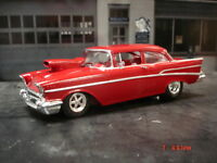 Revell 1/25 55-57Chevy  Resin Cast Pro Street Chassis