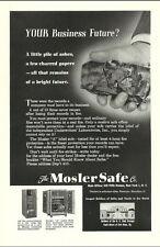 1940s vintage AD, MOSLER Safe Co. 041114