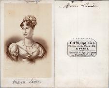 Desmaisons, Paris, Impératrice Marie-Louise, seconde épouse de Napoléon Ier, cir