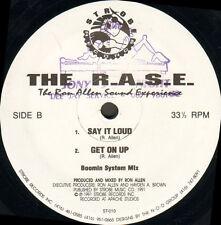 R.A.S.E. Le Ron Allen Sound Experience - Strobe - ST010 - Usa