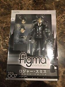 Figma EX-007 Roger Smith Big O figure NIB
