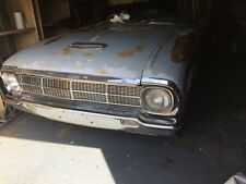 Ford falcon xm barn find shed find patina