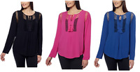 NEW Joseph A Ladies' Crinkle Blouse - VARIETY