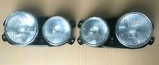 BMW E28 Euro Headlights + grills m5 m535i