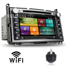 HD Car DVD Player GPS Stereo Navigation For Toyota Venza 2008 - 2012 Free Camera