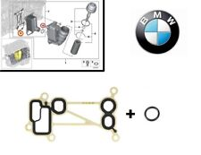 Genuine BMW Oil Filter Housing Element Seal Gasket SET E90 E71 F01 F10 / N57S