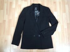 PRIMARK Black Jacket Blaser Size UK 8, EUR 36
