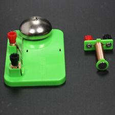 DIY Bell Physics Electromagnet Experiment Equipment School Teaching Model