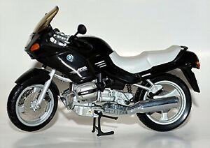 BMW R 1100 Rs Motorcycle Black 1:24 Minichamps