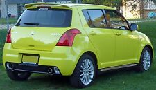 Suzuki Swift Mk3 Rear Boot Roof Spoiler/Trunk Wing 2004-2010 - Brand New!