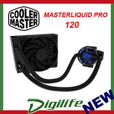 Cooler Master MasterLiquid Pro 120 120mm Liquid CPU Water Cooler coolermaster