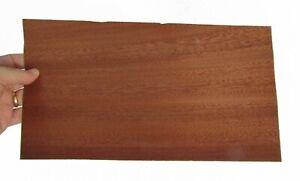 Colombian Rainforest Wood Sheet - 33 x 17 cm