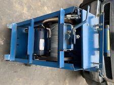 rgc platform hoist leeson electric motor model: prodrive serial# B004090