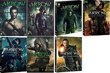 Dvd ARROW - La Serie Completa - Stagioni 1-7 (7 Box - 35 Dvd) ......NUOVO