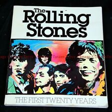 David Dalton - The Rolling Stones: The First Twenty Years Book