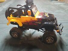 Fayee FY003 4WD RC Crawler 1/16 W/ Jeep New Bright Body