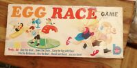 VINTAGE 1968 THE EGG RACE GAME COMPLETE NICE CONDITION RARE BY BUCKINGHAM GAMES