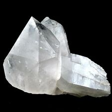Bergkristallstufe AA - Qualität klar & weiß Bergkristall Stufe Spitze Spitzen S9