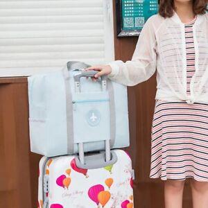 XXL Faltbare Reisetasche Boardcas Nylon Schultertasche Umhängetasche