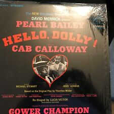 HELLO, DOLLY! : BROADWAY CAST LP (LSO-1147) RCA VICTOR PEARL BAILEY CAB CALLOWAY