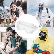 Cyxus Schutzbrille Anti-Impact Weich für Brillenträger Laborbrille Klar Goggles