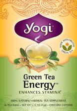Green Energy  - Yogi Tea