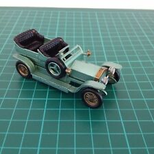 Matchbox_No 15_Rolls Royce Silver Ghost