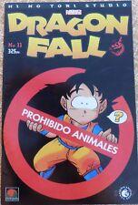 Comic, Dragon Fall Comic nº 11, Heliopolis,Ediciones camaleon,hi no tori Studio
