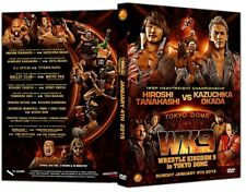 NJPW - WRESTLE KINGDOM 9 DVD, Double Disc Okada Styles Ibushi Young Bucks