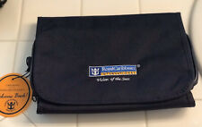 Royal Caribbean International Toiletry Case With Hook Blue Vision of the seas