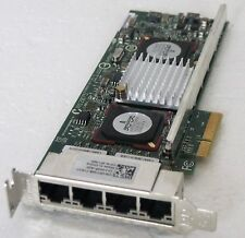 Cisco Broadcom N12075 BCM95709A0906G PCI-e 4-Port GBit Network Card Full-Profile