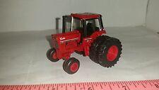 1/64 custom ERTL farm toys international ih 986 turbo red cab tractor duals nice