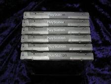 GH, sei 6 buoni Ologramma PLAYSTATION 1 PS1 GIOCO vuoto casi PSX UFFICIALE CASE