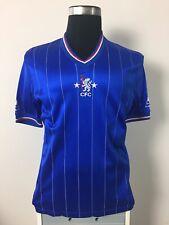 Chelsea Home Football Shirt Jersey 1981-1983 (XL)
