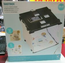 We R Memory Keepers ShotboX  Photo Studio Kit