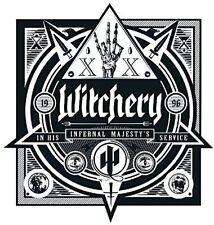 WITCHERY - IN HIS INFERNAL MAJESTY'S SERVICE   CD NEU