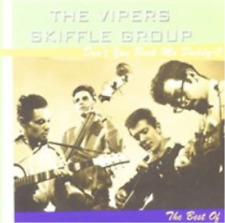 The Vipers Skiffle Group-Don't Rock Me Daddy-o CD NEW
