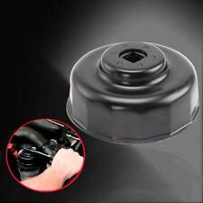 For Mercedes Porsche Oil Filter Wrench Cap Durable Tool 76mmx14Flutes NP2Z