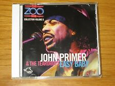 Easy Baby: Zoo Bar Collection, Vol. 6 by John Primer & the Teardrops USED CD
