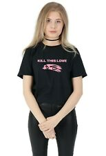 Kill This Love T-shirt Tee K-pop Kpop BlackPink In Your Area Tour Black Pink